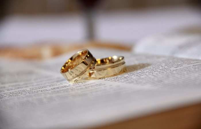 Report of Marriage at the Philippine Embassy