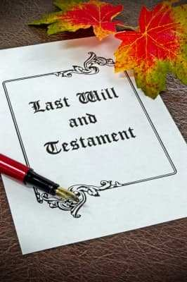 Drafting Your Last Will & Testament in Thailand