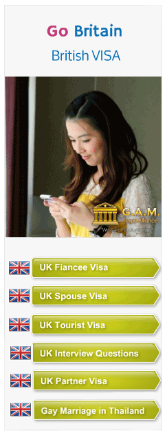 UK Visa in Bangkok