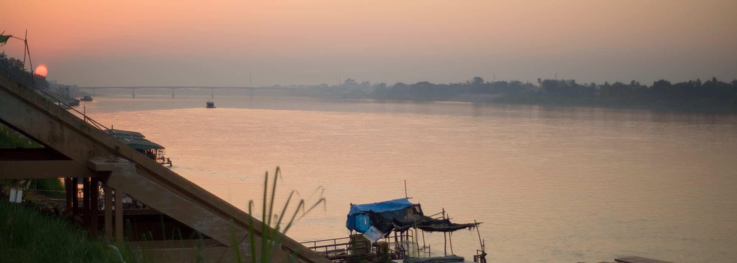 Retire in Nong Khai