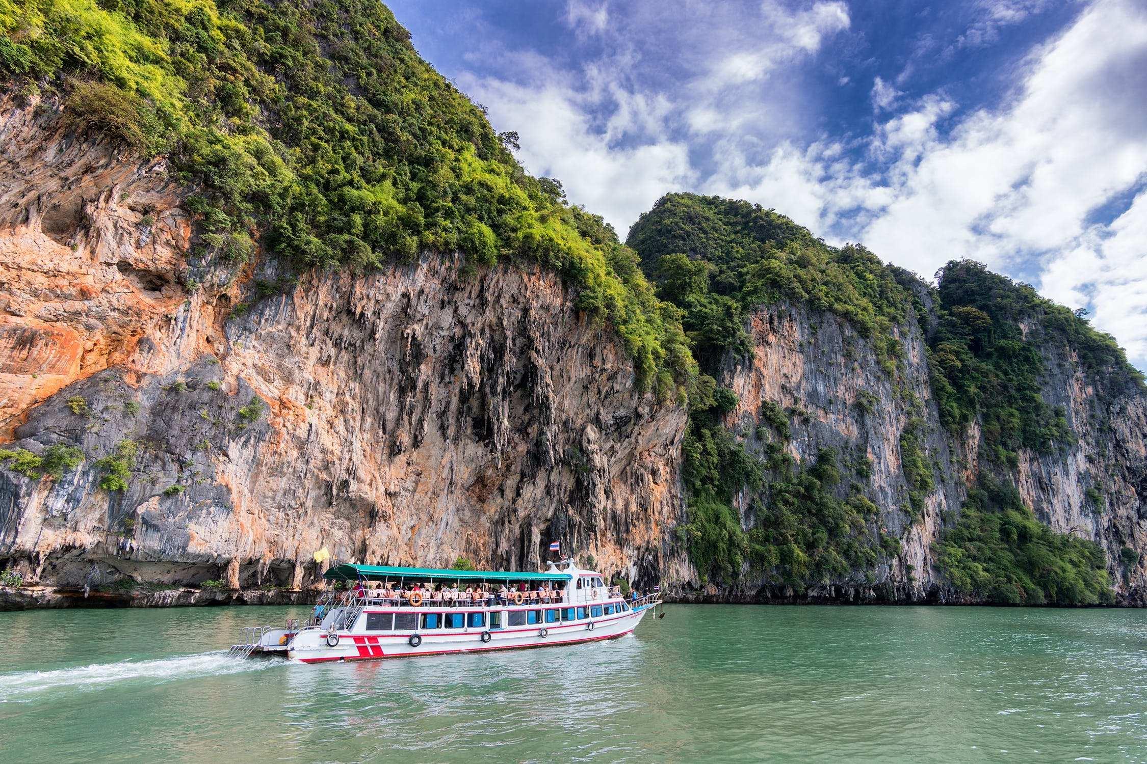 Thailand's rare decline in Tourism