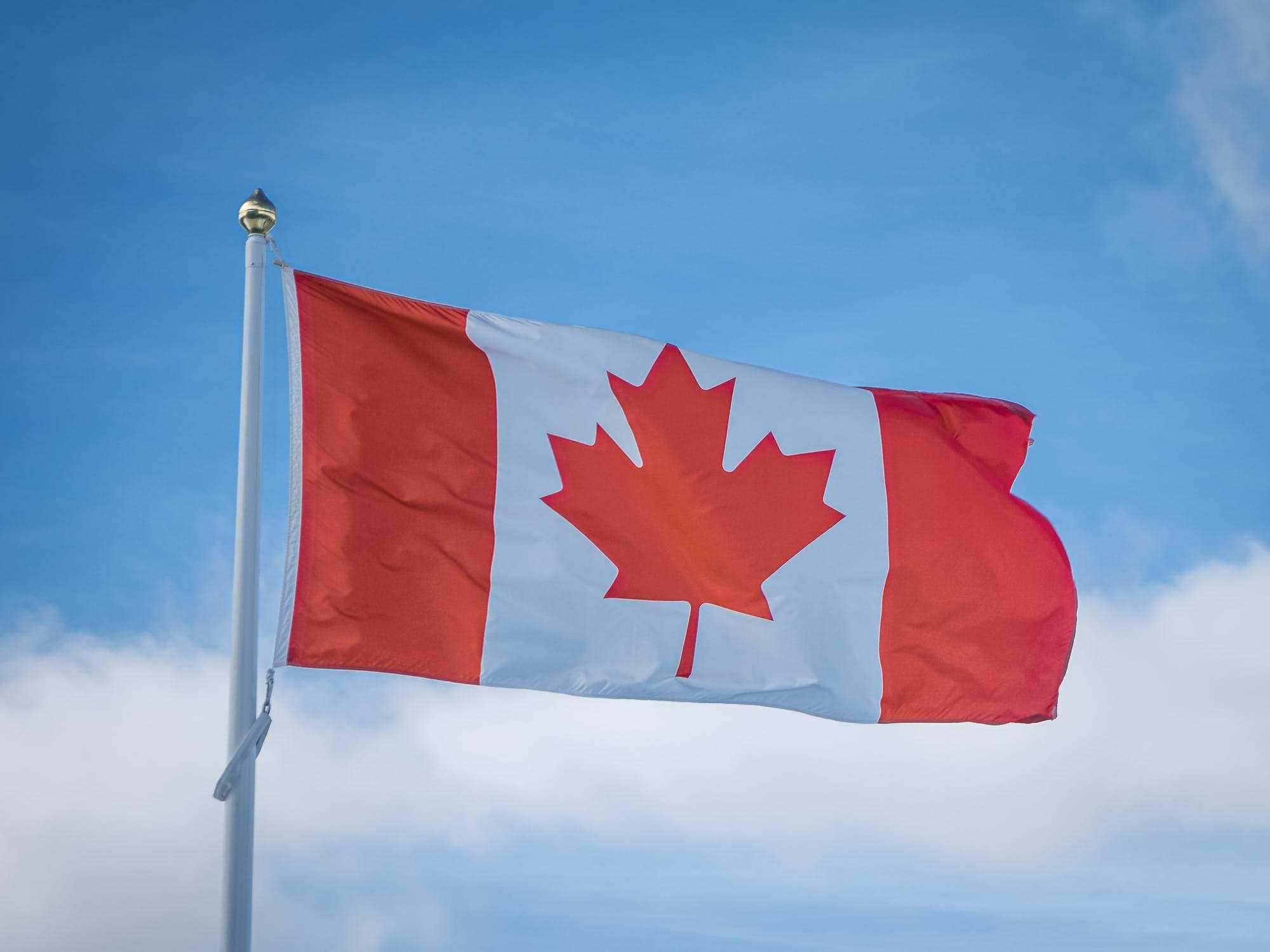 Canadian affirmation